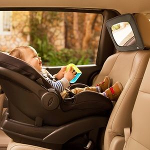 SafeFit Baby Auto Mirror for Car Seat,